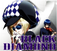BLACK DIAMOND Regular Edition CD Cover