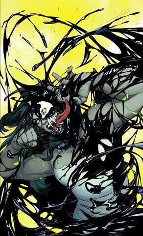 File:Hulk Vol 4 4 Venomized Variant Textless.jpg
