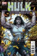 Hulk Vol 4 1 Keown Variant