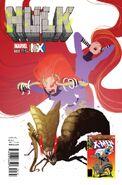 Hulk Vol 4 1 ICX Variant