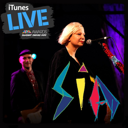 ITunes Live – ARIA Concert Series cover