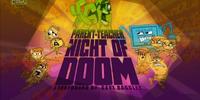 Parent Teacher Night of Doom