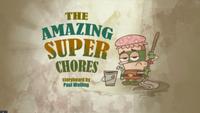 The Amazing Super Chores