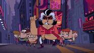 The Gang and Trip Van Twinkle Toes Dance Gangnam Style