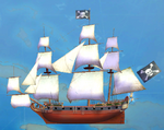 2004 Ship Frigate