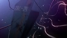 Shizuka attacked by Gauna