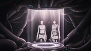 Nagate's Embryo raised on Artificial Womb by Kobayashi and Yure