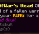 Corrupted Heads