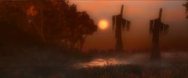 Brux swamp