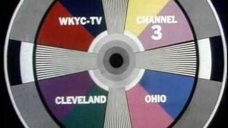 CHANNEL - KYW TV - Cleveland Ohio - 1965 - Last Eyewitness News - June 18