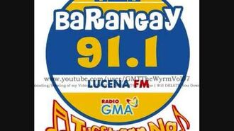 Barangay 91.1mhz Lucena City - Sign-Off