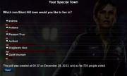 Town Poll