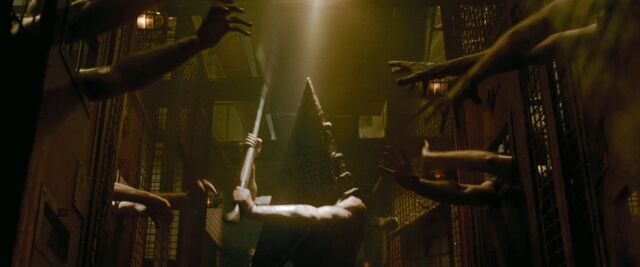 File:The Pyramid Head, saving Heather.JPG