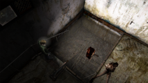 Blue creek apartments silent hill wiki fandom powered by wikia - Pyramid head boss fight ...