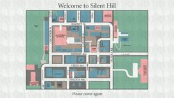 Central Silent Hill 1976