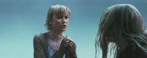 Rose shows Dahlia her locket