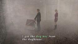 Doghousekey