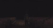 Travis inside Theater's Auditorium