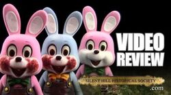 Gecco Silent Hill Robbie the Rabbit Statue Review
