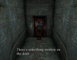 The Chapel Door