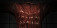 Note from the Bloody Prisoner's Shirt