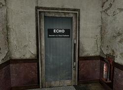 Echodoor