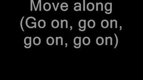 Move along lyrics