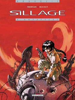 French cover Sillage 06