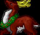 Wreath Deer