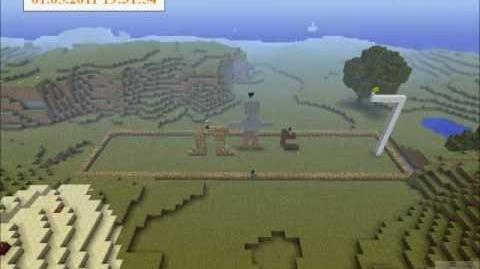 Minecraft Time Lapse 2