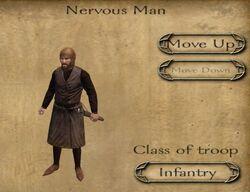 Nervous Man