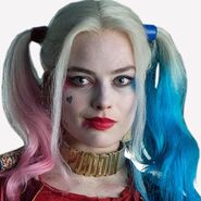 Harley Quinn close up avatar