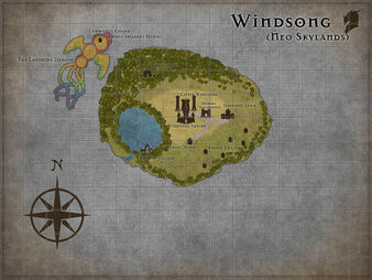 Windsong Map