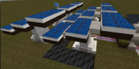 Jigron Solar Array
