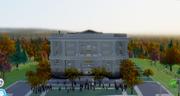 Upgrade to city hall