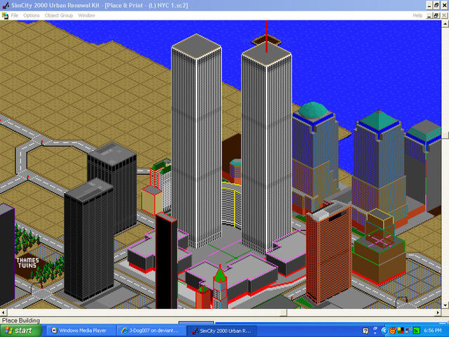 File:Simcity The World Trade Center by J Dog007.jpg