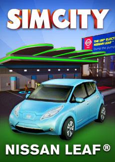 Nissan Leaf Charging Station set cover
