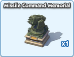 Missile Command Memorial