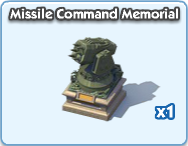 Missile Command Memorial