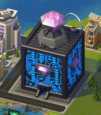 Epic Diamond Vault