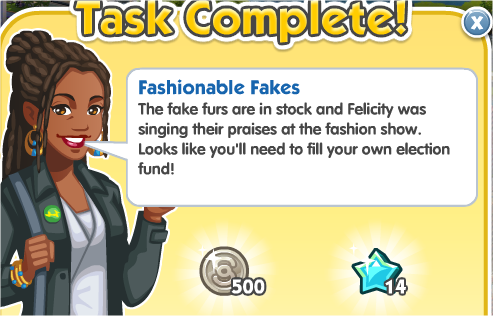 Fashionable Fakes - Complete