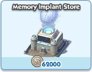 Memory Implant Store