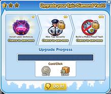 Epic Diamond Vault lvl0-1