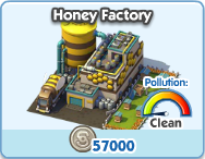 Honey factory