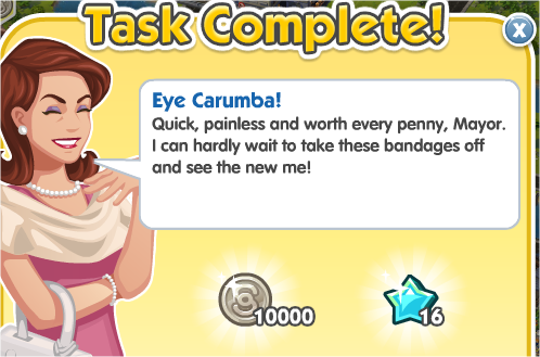 Eye Carumba! - Complete
