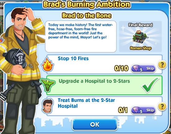 Brad to the Bone