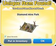 Diamond Mine Park Dialog