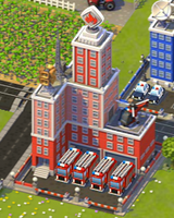 Fire Station 3-Star