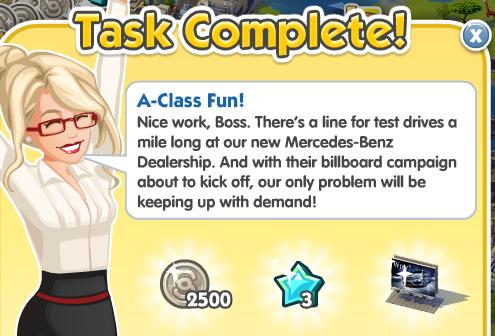 A-Class Fun! - Complete