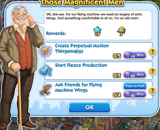 Quest - Those Magnificent Men